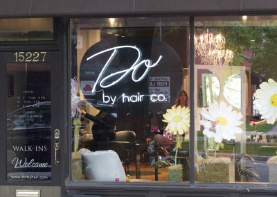 Do by Hair Storefront
